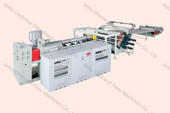 PC. PMMA.PS.MS Sheet Production Line