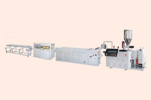PVC ø16-ø32 Four Outlet Pipe Production Line