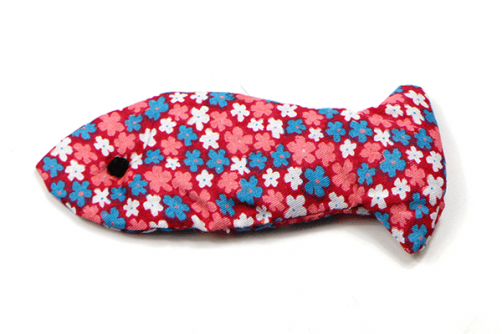 Cotton Shell Catnip Toys Mouse