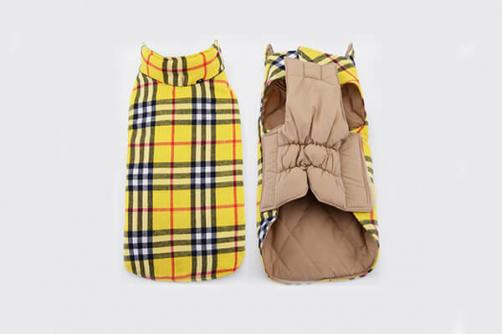 Extreme Wind Winter Dog jacket And Waterproof Reversible Pet Clothes