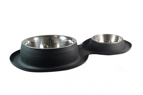 100% Silicone Foldable Dog Bowl
