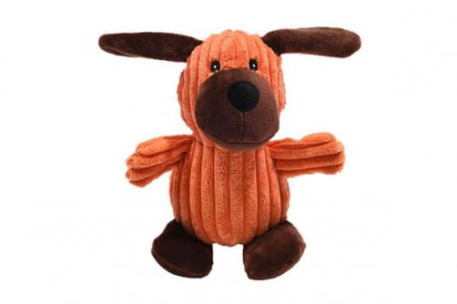 Plush Interactive Squeaky Dog Toy