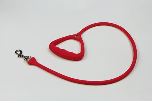 Colorful Silicone Dog Leash for Dog Running