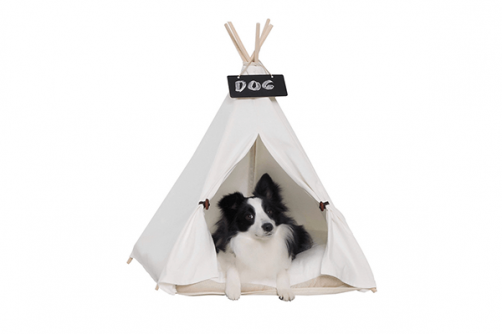 Soft Comfortable Portable Pet TeepeeTent Pet Tents