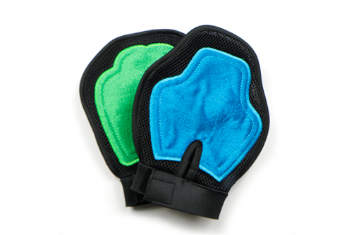 TPR Pet Massage Glove for Pet Grooming