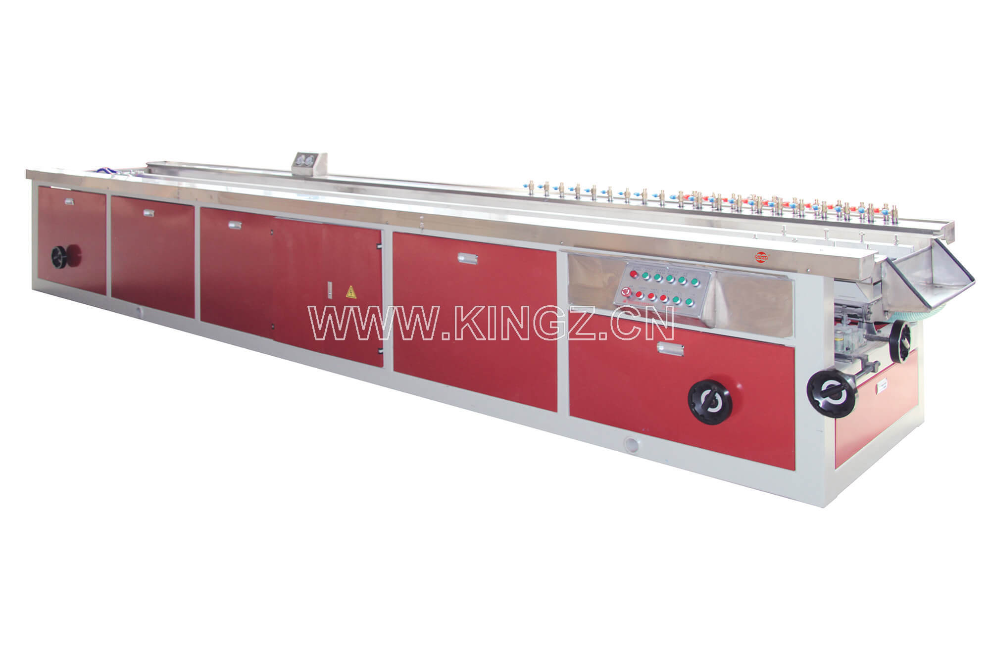 PVC Profile Extrusion Line