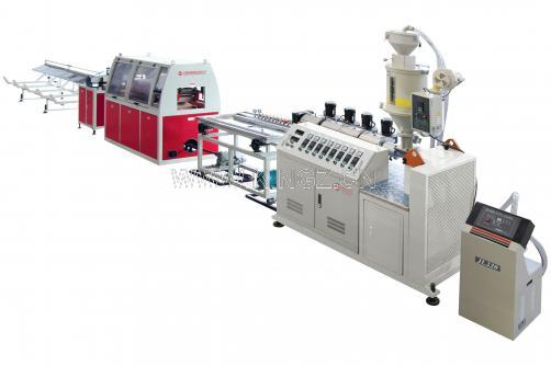 PC Small Profile Extrusion Line
