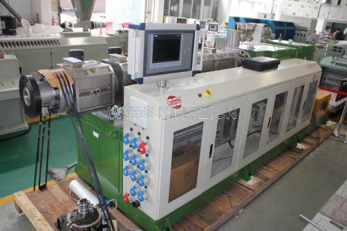 SJP115/23 Parallel Twins Screw Extruder Pelletizer