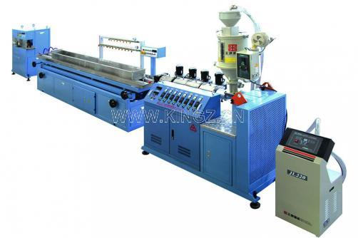 PVC Small Profile Extrusion Line