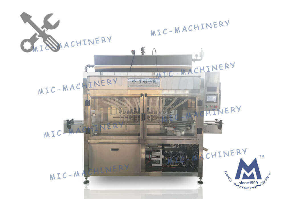 Machine for adjusting ZF-12 glass bottle for us customers