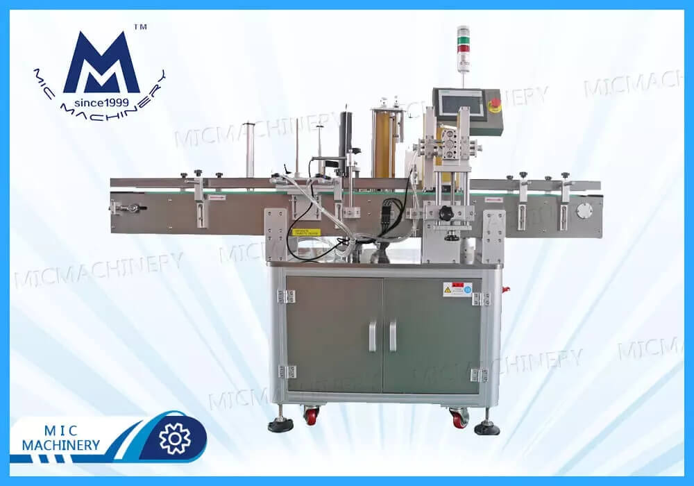 American customer evaluation labeling machine