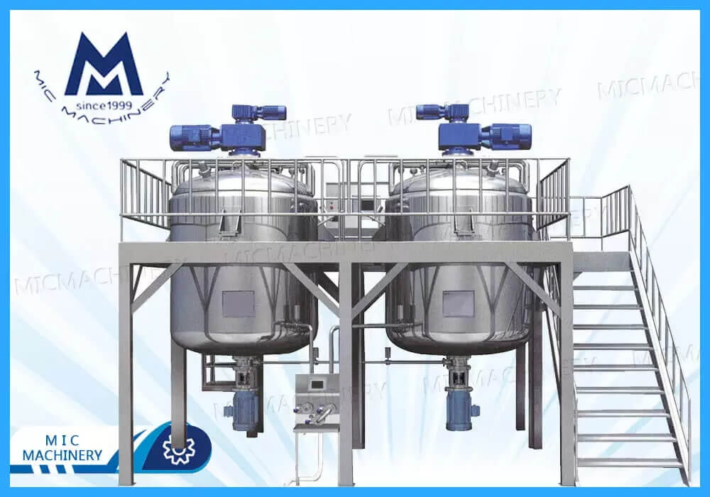 Emulsification Mixer