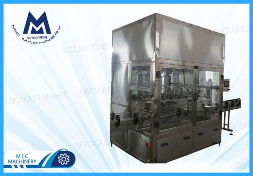 Sauce Filling Machine(MIC-ZF8 8Heads Piston Filling And Cpping Mchine)