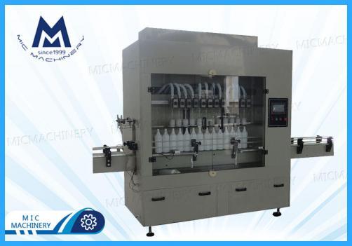 Pesticide liquid filling machine (MIC-ZF12 gravity liquid filling machine)
