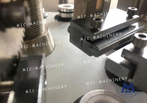 MIC-L60I Automatic Aluminum Tube Filling & Sealing Machine with Material  Pressing Machine