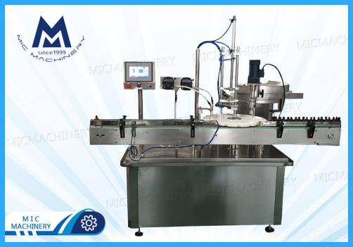 E-Liquid Filling Machine(MIC-L40 E-Liquid Filling Capping Machine)