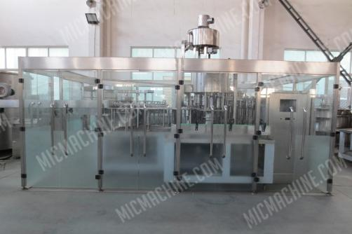 Pure Water Filling Capping Machine