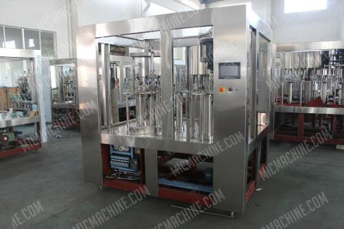 Hot Juice Filling Capping Machine A