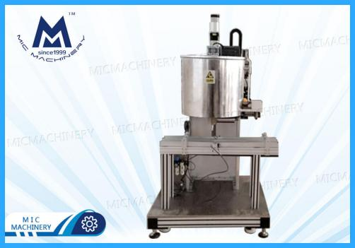 Deodorant filling machine (Hot melt glue stick filling machine with cooling tunnel)
