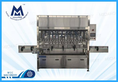 Engine oil Filling Machine(MIC-ZF20 Linear filling machine)