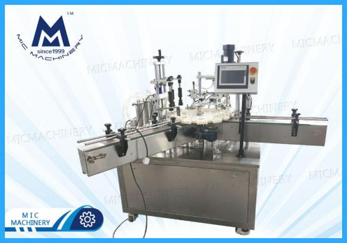 Perfume filling machine( MIC-L40  Automatic Perfume Filling Cpping Machine Perfume Filler )
