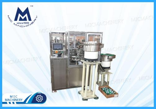 502 glue filling and capping machine