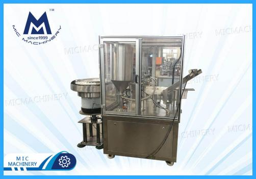 Toothpaste filling machine