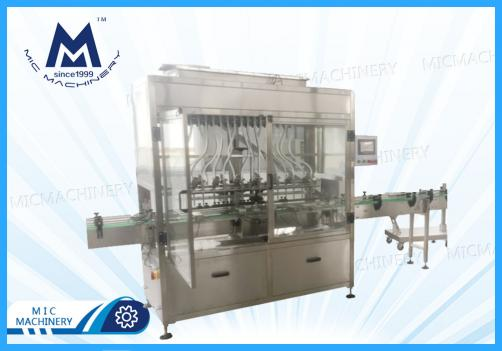 Self-flow Disinfectant Filling Machine