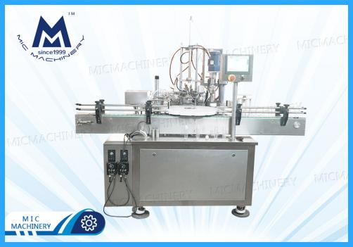 Gorilla Bottle Filling capping machine 2 in 1