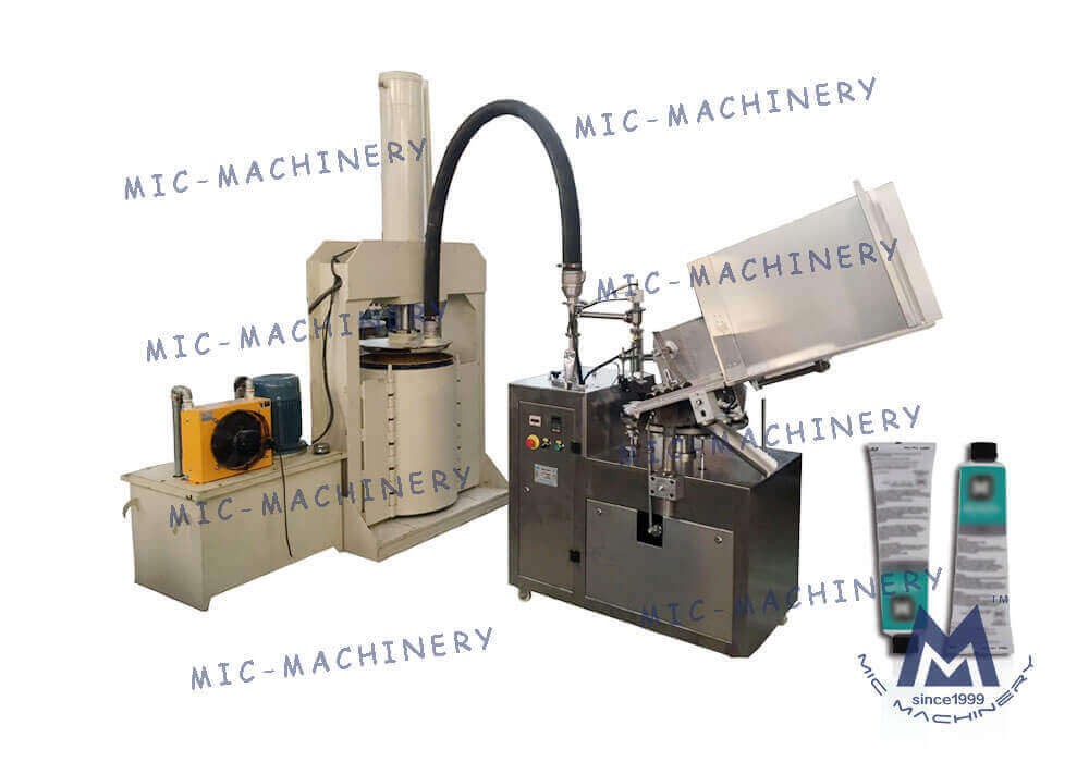 L45 gel glue filling machine Note