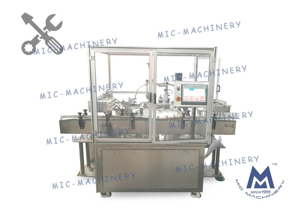 Nail Glue Filling Capping Machine FAQ