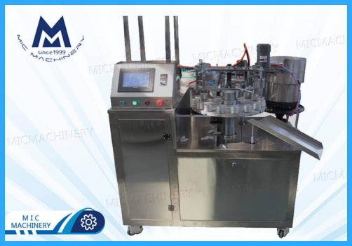 502 glue filling capping machine