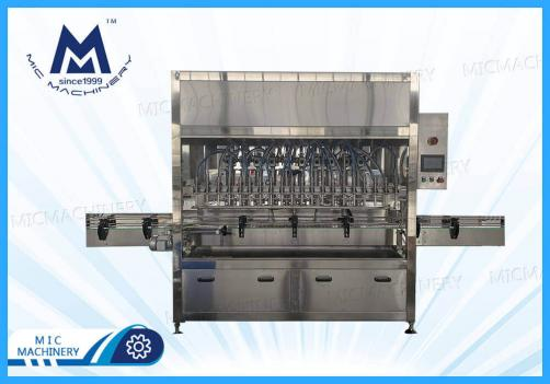 Can Filling Machine(Pesticide, Chemical, Water agent kind of liquid)