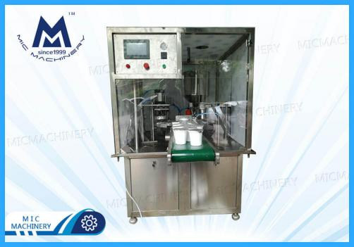 Plastic Cup Filling Machine(Yogurt, Sauce, Jam, Soy sauce, Honey, Butter etc)