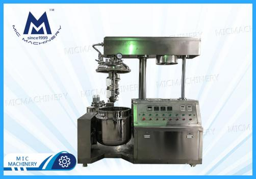 MIC-100L Vacuum Emulsifying Machine