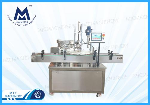Essential Oil Filling Machine (Small glass bottle )