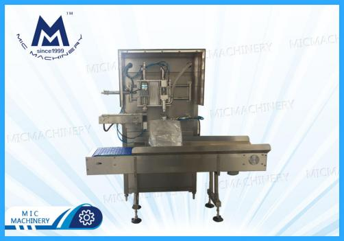 Semi-automatic Single-head Filling Capper