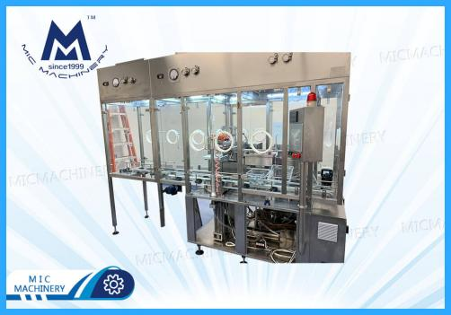 Pre-filled Glass Syring Filling and Closing Machine Line ( 1-20ml glass syringe (BD tube) )