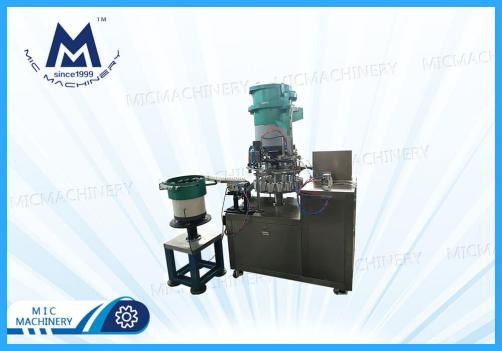 Automatic Bottle Filling Capping Machine 502