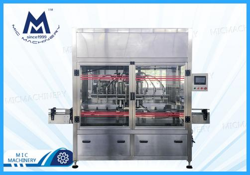 Disinfectant, Hand Soap Piston Filling Machine (Suitable for different containers)