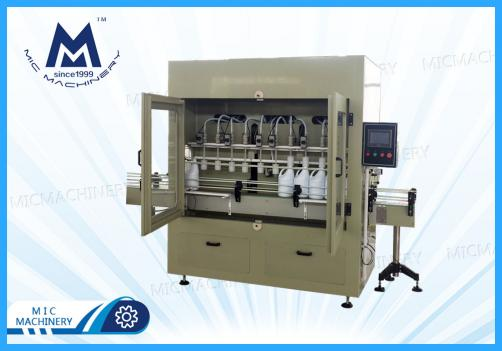 Preservative Anti-corrosive Liquid Filling Machine ( Liquid Soap, Bleach, Conditioner etc )