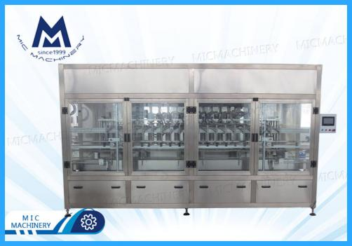 Metal Can Sauce Filling Machine ( Liquid, High viscosity material and Foamy liquid )