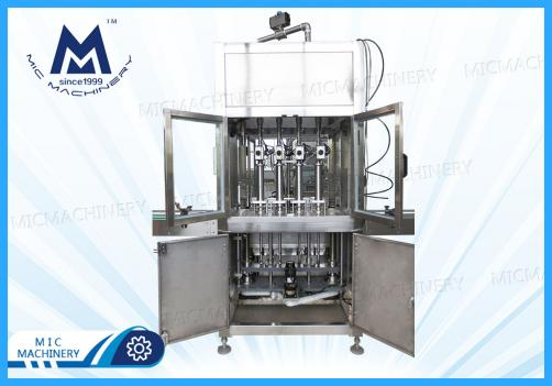 Gorilla Bottle Filling Machine ( Chemical industry, Pesticides and other industries)