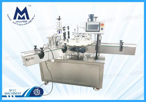 Perfume Filling Capping Machine