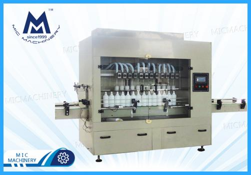 Chemical Liquid Filling Machine (Such As Pesticides, Disinfectants, Medical Alcohol, Etc.)
