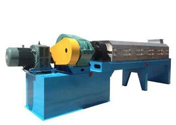 Fish meal screw press