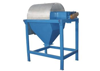 Fish meal sieve screening