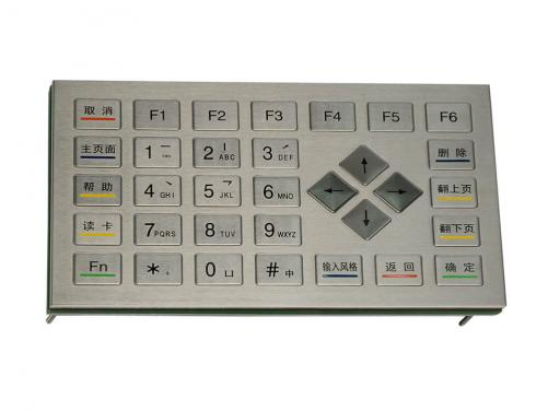 Sunson-Metal Numeric Keyboard