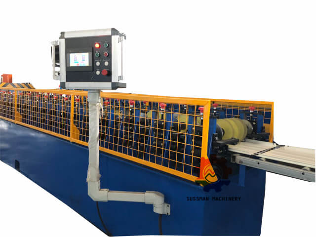 Racking Back panel Roll Forming Machine
