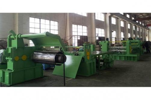 0.3-3mm Hydraulic Slitting Machine